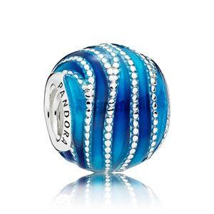 Pandora Jewelry Sparkling Pav Charm 798066cz Poshmark